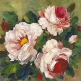 Rose Garden I Posters by Parastoo Ganjei