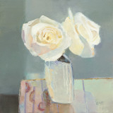 Weekend Roses II Prints by Sarah Simpson
