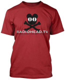Radiohead - TV T-Shirt