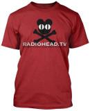 Radiohead - TV Shirts