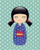 Kokeshi 2 Prints by  Ladyleia