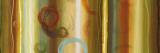 Ombre Circles I Prints by Carmen Dolce