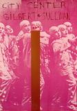 Gilbert And Sullivan Samlertryk af Jim Dine