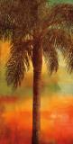 Sunset Palms I Plakater af John Seba