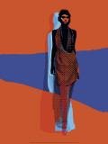 Fashion 2 Print by Arnaud Tracol