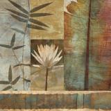Palm Garden II Pôsters por John Seba