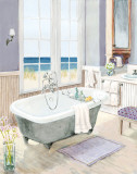 Coastal Bath II Print by Jocelyn Haybittel