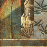 Palm Garden I Affiches par John Seba