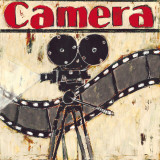 Camera Posters by Tara Gamel