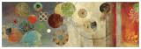 Mosaic Circles I Kunstdrucke von Aimee Wilson