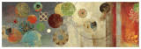 Mosaic Circles I Prints by Aimee Wilson