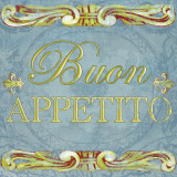 Buon Appetito Posters by David Fischer