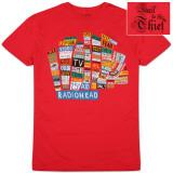 Radiohead - Pacific Coast T-Shirts