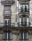 Balcon Parisien I Posters by Tony Koukos