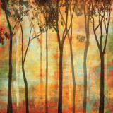 Magical Forest I Posters af Chris Donovan