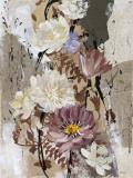 Floral Flair II Print by  Bridges