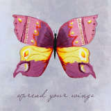 Spread Your Wings Prints by Liz Clay