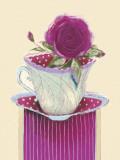 Tea Rose Posters av Marilyn Robertson