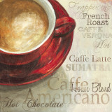 Latte Affiches par Aimee Wilson