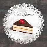 Petit Gateau Prints by David Fischer
