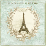 Tour De Eiffel Prints by David Fischer