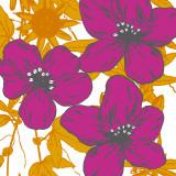 Flower Garden II Affiches par Sasha Blake