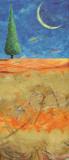 Dialogo con la Luna Prints by Donato Larotonda