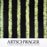 Richard Artschwager - At Castelli's - Koleksiyonluk Baskılar