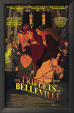 The Triplets of Belleville Posters