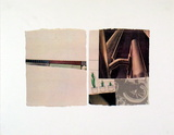 Sans titre Poster par Robert Rauschenberg
