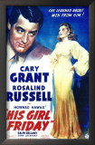 His Girl Friday Prints