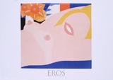 Tom Wesselmann - Great American Nude No. 79 - Koleksiyonluk Baskılar