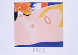 Great American Nude No. 79 Collectable Print by Tom Wesselmann