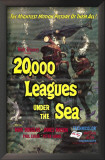 20,000 Leagues Under the Sea Print