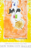 Solar Imp Serigraph by Helen Frankenthaler
