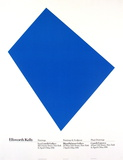 At Castelli's Collectable Print by Ellsworth Kelly