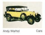 Mercedes Typ 400, 1925 Collectable Print by Andy Warhol