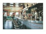Ralph's Diner (no text) Affiches par Ralph Goings