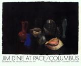 Jim Dine - Still Life - Poster