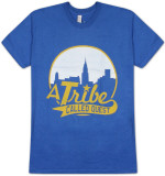 A Tribe Called Quest - Skyline on Royal Shirts