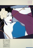 Conmemoracin, 1986 Serigrafa por Patrick Nagel