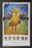 Sesame Street Presents: Follow that Bird Print