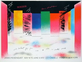 Horizon Collectable Print by James Rosenquist