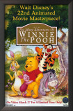 Many Adventures of Winnie the Pooh Prints