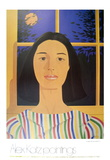 East Interior Collectable Print by Alex Katz
