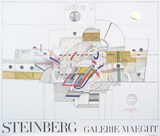 Ticket Print by Saul Steinberg