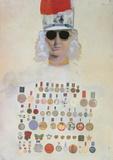 Peter Blake - Sergeant Pepper Umělecké plakáty
