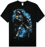 Star Wars  - Smashed Mandalorian T-shirts