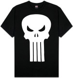 The Punisher  - Plain Jane T-Shirts