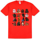 Star Wars  - Head Count Shirts